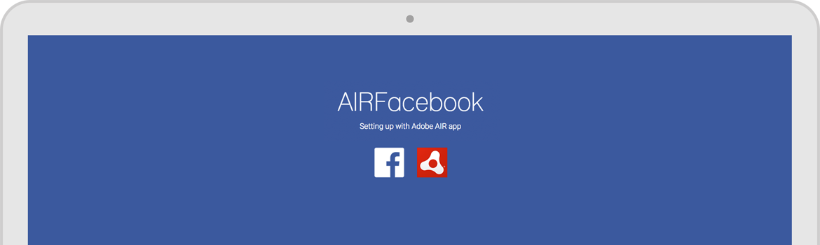 Set up Adobe AIR with AIRFacebook v2.x